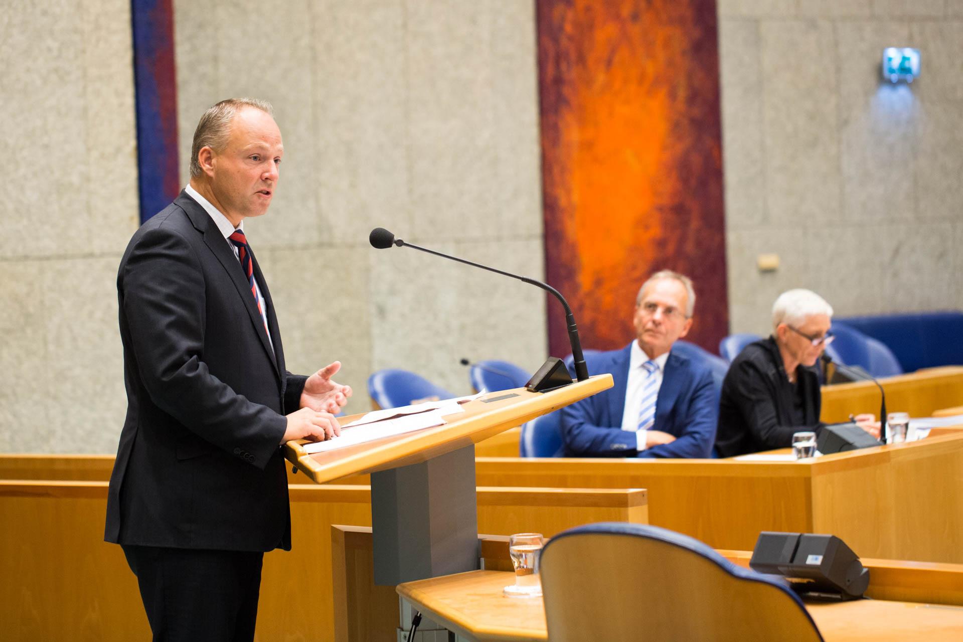 Tweede Kamerdebat Klimaatzaak Urgenda 24 september 2015