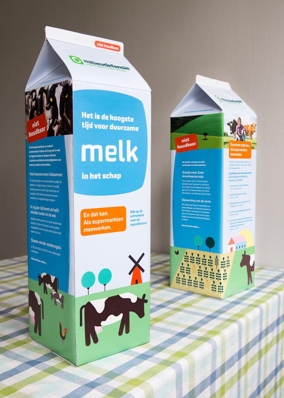 Milieudefensie-campagne-duurzame-eerlijke-melk-melkpak-chantal-bekker