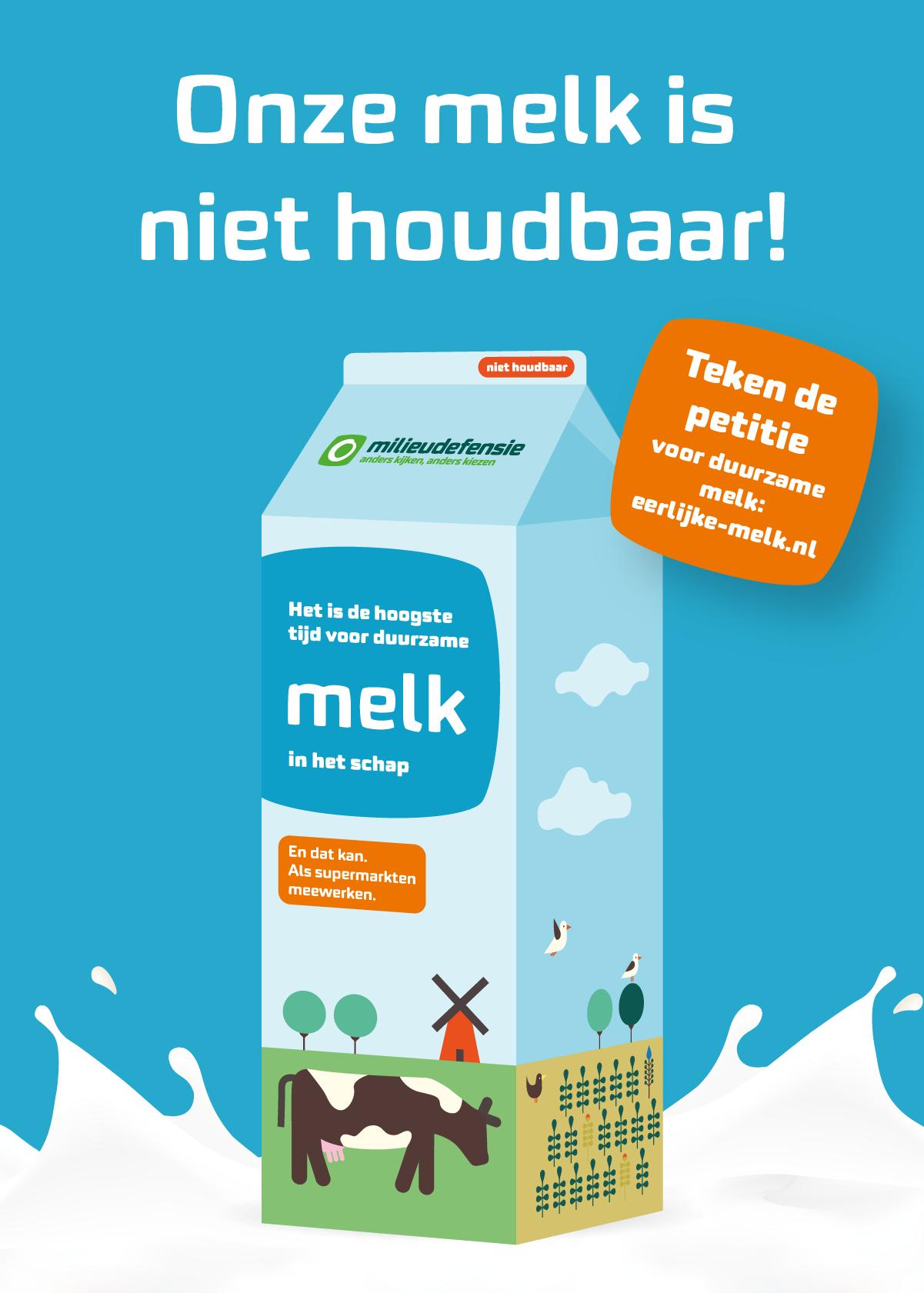 Milieudefensie-campagne-duurzame-eerlijke-melk-sticker-chantal-bekker