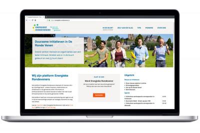 website-ontwerp-duurzame-gemeente-cooperatie-stichting-energieke-rondeveners